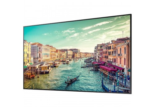 Samsung  Display Smart Signage UHD 4K Serie QBR
